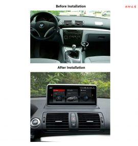 Autoradio GPS Android 10 BMW série 1 de 2005 à 2012