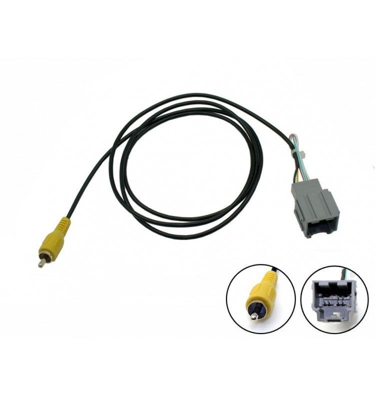 Interface récupération caméra de recul d'origine Chevrolet