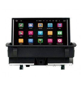 Autoradio GPS android 9.0 AUDI A1 depuis 05/2010 - 1