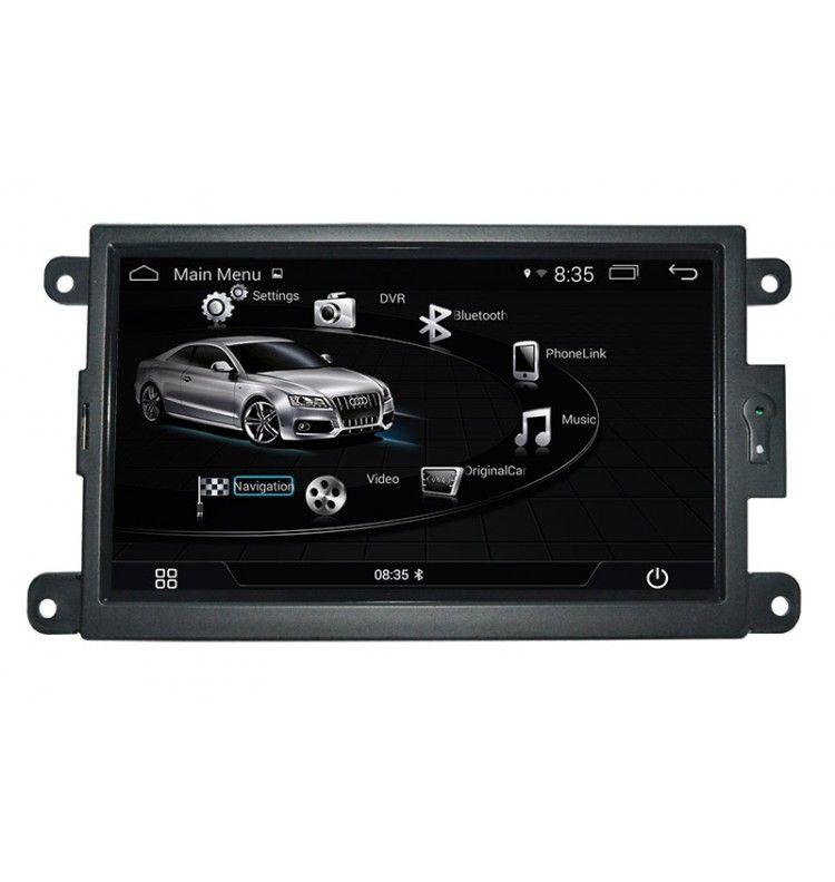 Autoradio GPS Android 8.0 Audi A5, Q5 & A4 depuis 2009