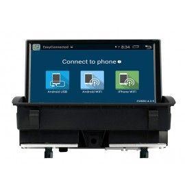 Autoradio GPS android 9.0 AUDI A1 depuis 05/2010 - 5