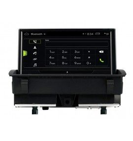 Autoradio GPS Android Audi A1 depuis 11/2011
