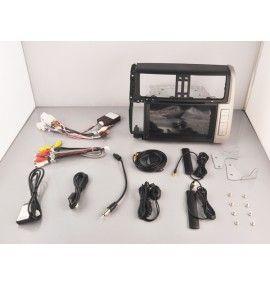 Autoradio ANDROID 6.1 GPS Bluetooth Multimédia intégré Toyota Land Cruiser / Prado 150 de 2010 à 2013