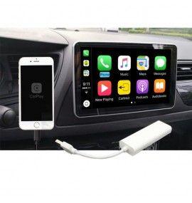 Iphone Apple CARPLAY & Android AUTO pour autoradio android - 5