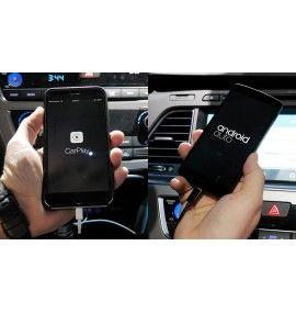 Iphone Apple CARPLAY & Android AUTO pour autoradio android - 2