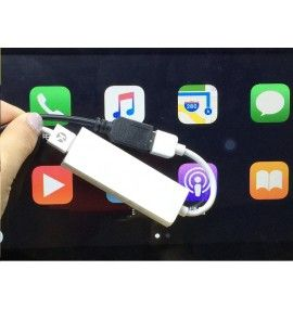 Iphone Apple CARPLAY & Android AUTO pour autoradio android - 1