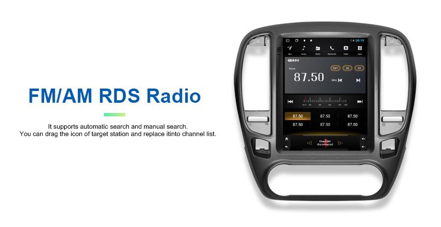 fonction radio