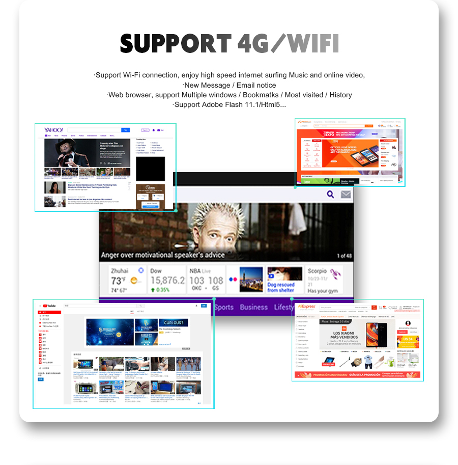 3g wifi fonction