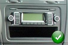 Autoradio S80 Gps Volkswagen Golf 5 Golf 6 Beetle Eos Touran T5